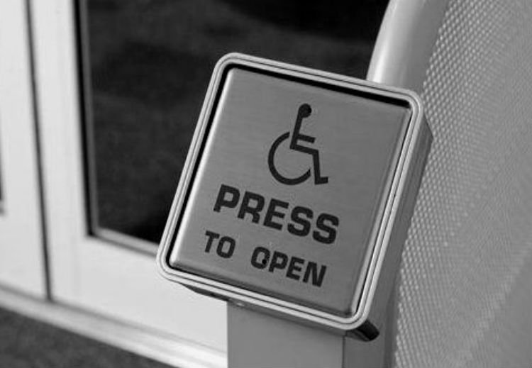 Entrance Access Solutions Disabled Pushed Entry