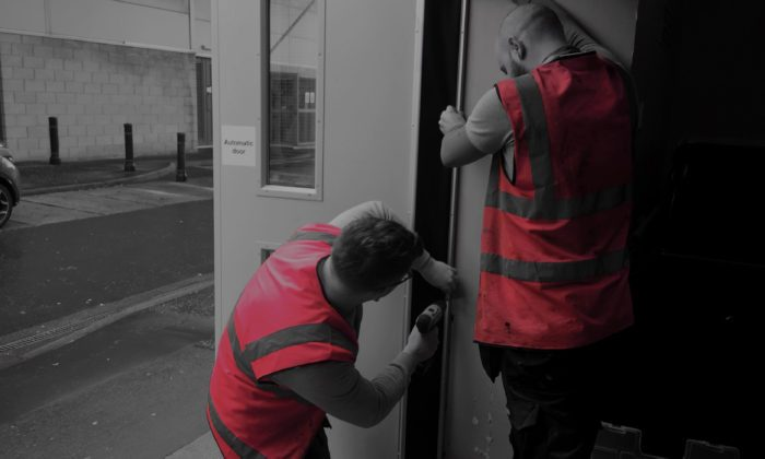 Entrance Access Solutions Maintenance Edinburgh