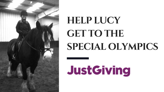 Just Giving - Lucy