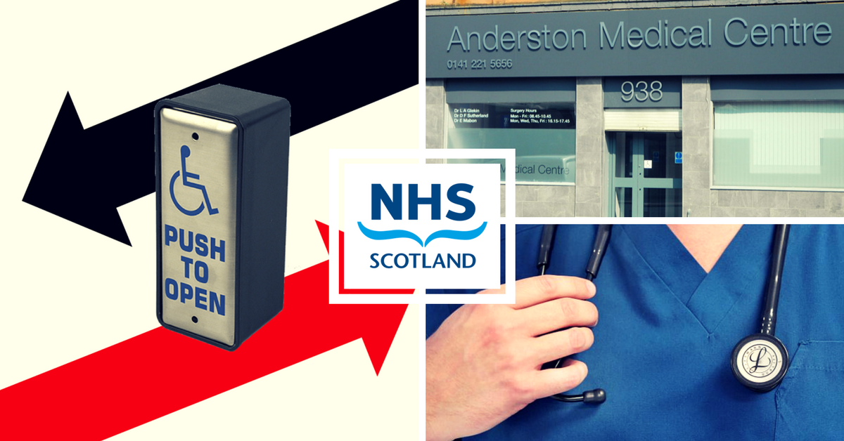 NHS – Public Sector Door Installations